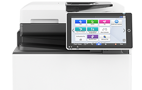 IM C400F Color Laser Multifunction Printer