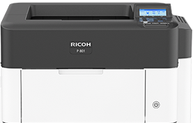 P 801 Black and White Laser Printer