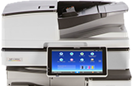 RICOH MP C3004 Color Laser Multifunction Printer
