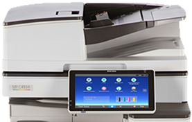 RICOH MP C4504 Color Laser Multifunction Printer