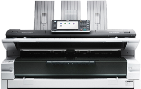 RICOH MP W7100 Wide Format Digital Imaging System