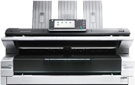 RICOH MP W8140 Wide Format Digital Imaging System