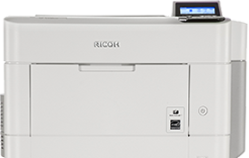 RICOH SP 5300DN Black and White Laser Printer