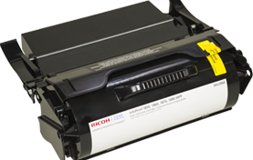 RICOH Toner Cartridge High Yield Use and Return Program