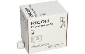 RICOH Black Priport Ink JP-30