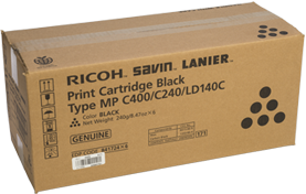 RICOH Black Print Cartridge  | Ricoh Latin America - 841724
