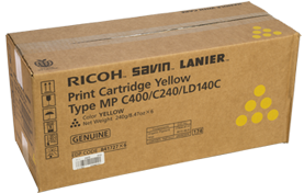 RICOH Yellow Print Cartridge  | Ricoh Latin America - 841727