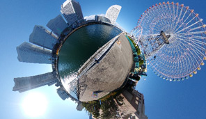 Your world in 360°