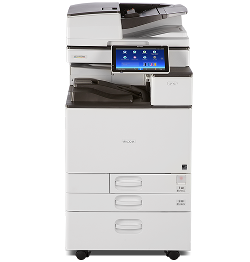 RICOH MP C6004ex Color Laser Multifunction Printer