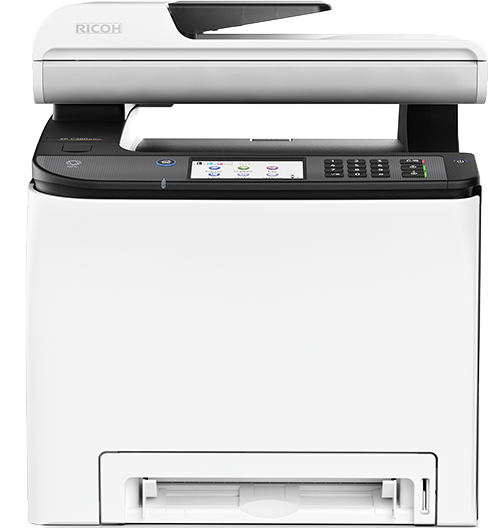 RICOH SP C262SFNw Color Laser Multifunction Printer