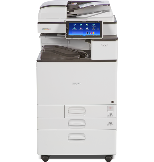 RICOH MP C2004ex Color Laser Multifunction Printer-418017