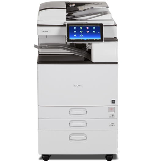 MP 2555 Black and White Laser Multifunction Printer