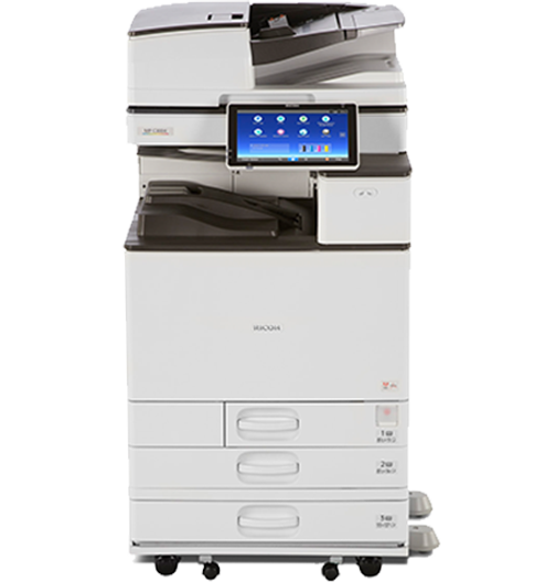 MP C3004 Color Laser Multifunction Printer
