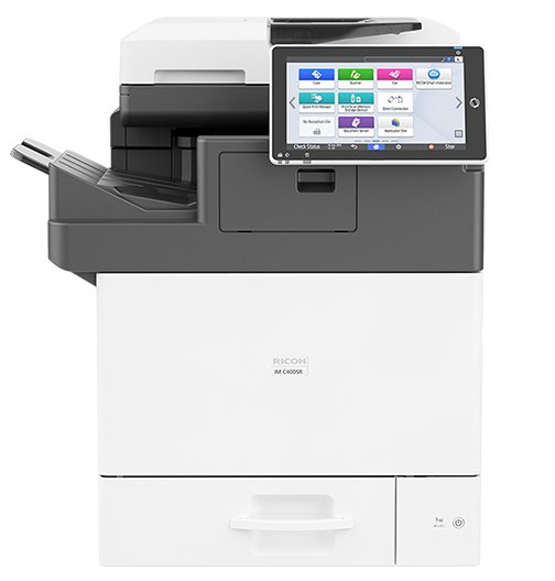IM C400SRF Color Laser Multifunction Printer