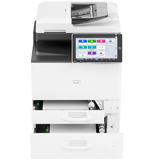 IM C300F Color Laser Multifunction Printer