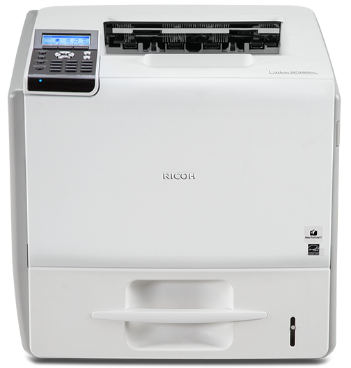 SP 5200DN Black and White Laser Printer